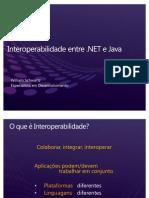Interoperabilidade DotNet e Java