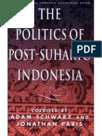 The Politics of Post-Suharto Indonesia