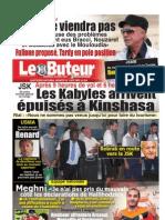 LE BUTEUR PDF du 26/08/2011