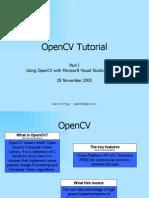 OpenCVTutorial_I