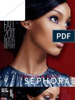 Fall 2011 Beauty Report