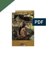 Hegel  - Introducción a la Historia de la Filosofía
