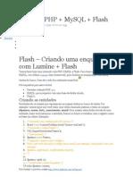 Enquete PHP