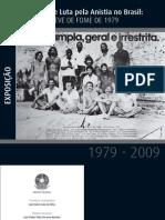30 anos de luta pela anistia no Brasil