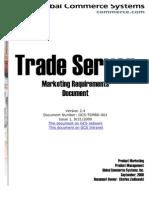 TradeServer_MRD
