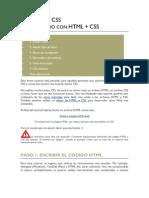 Tutorial de CSS
