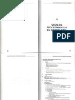 IV Guia de Procedimientos en Ginecologia