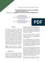 SIMULACIÓN DE PROCESOS EN DISOLUCIONES DE ALTA CONCENTRACIÓN