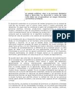 Desarrollo Humano Sostenible.tarea de Intro