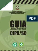 Guia CIPA Serviço Publico SC