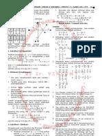 Teori Lat Sistem Persamaan Grs Dua Variabel - s. Ganjil (06 - 07)