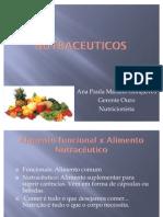 Nutraceuticos - Treinamento 09 de Novembro de 2010