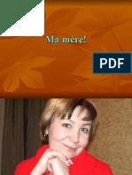 Рулёва Аня (мама) Microsoft PowerPoint
