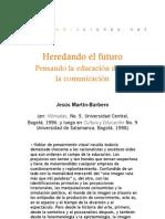 Heredando el futuro. Pensando la educación desde la comunicación