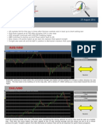 Forex Market Insight 26 August 2011