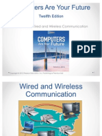 Wired and wireless communication