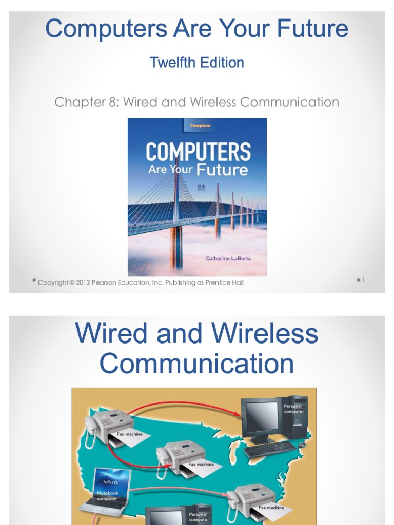 Wired and wireless communication | Digital Subscriber Line | Public ...