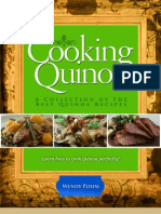 Cooking Quinoa Cookbook