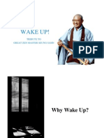 Wake Up - Zen Master Seung Sahn [English]