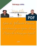 Guia de Aplicacion Practica Factores Que Frenan El Exito