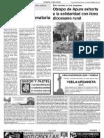 Columnas Senderos de Apure y Noticriollas por Notisemana Edición N. 14