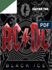 ACDC - Black Ice Guitar Tab