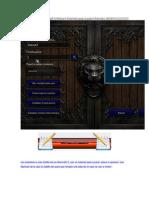 Jugar Warcraft 3 Online+Tutorial Paso a Paso+Parches 2010!!!