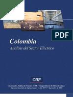 CAF.Análisis del sector eléctrico