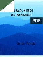 SANSÃO HERÓI OU BANDIDO -livro