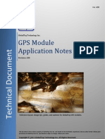 Gtop Module Application Note -A08
