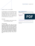 Technical Report 26th August 2011
