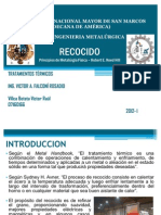 Recocido Victor Raul