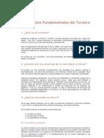 CONCEPTOS DE TURISMO