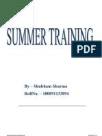 NI Training