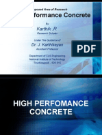 High Perfomance Concrete