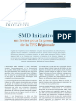 CRI- SMD Initiative, un levier pour la promotion de la TPE Régionale