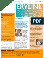 ERYLINk Newsletter July Aug 2011