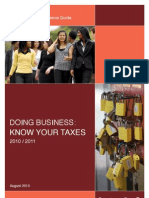 East African Tax Guide 2010