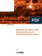 Retail Formats in CEE