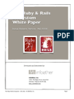 Ruby Rails Ecosystem Fall 2009