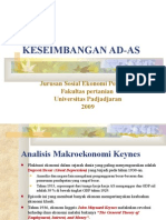 Lecture 9_Keseimbangan AD-As