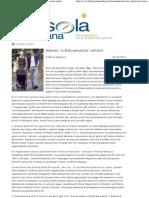 Marco Respinti, «USA/Adozioni, Lo Stato penalizza i cattolici», in «La Bussola Quotidiana», Milano 25-08-2011