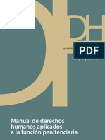 Manual de Derechos Humanos