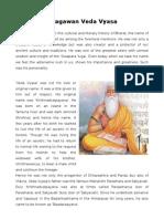 Bhagwan Veda Vyas