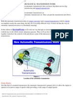 How Stuff Works _How Automatic Transmissions Work