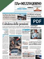 La Gazzetta Del Mezzogiorno 26.08.11