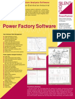 Power Factory Software