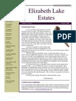 ELECA Newsletter October 2008