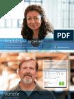 Microsoft Dynamics NAV2009 Rollenbasiert Broschüre