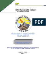 Canaletas Gobierno Regional 27510